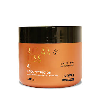 relax & liss masque